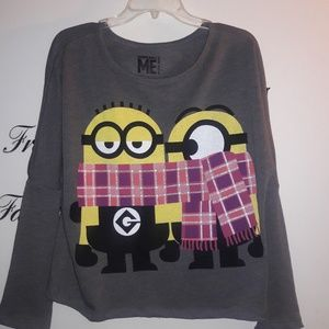 Minions, Despicable Me long sleeve top